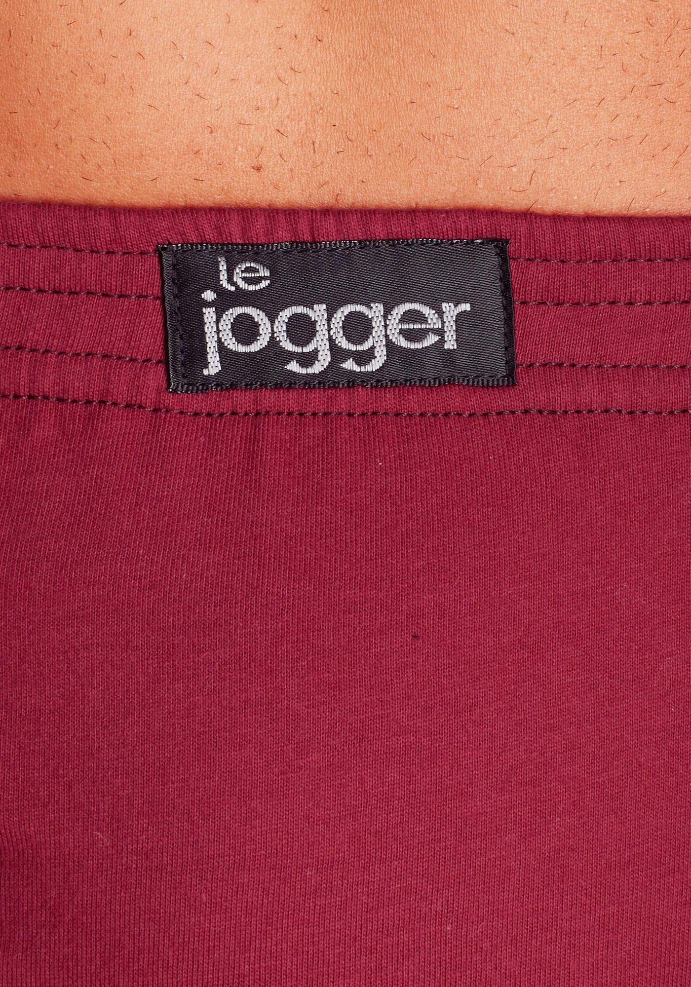 Le Jogger Herren Slips, 6er Pack – Bild 4