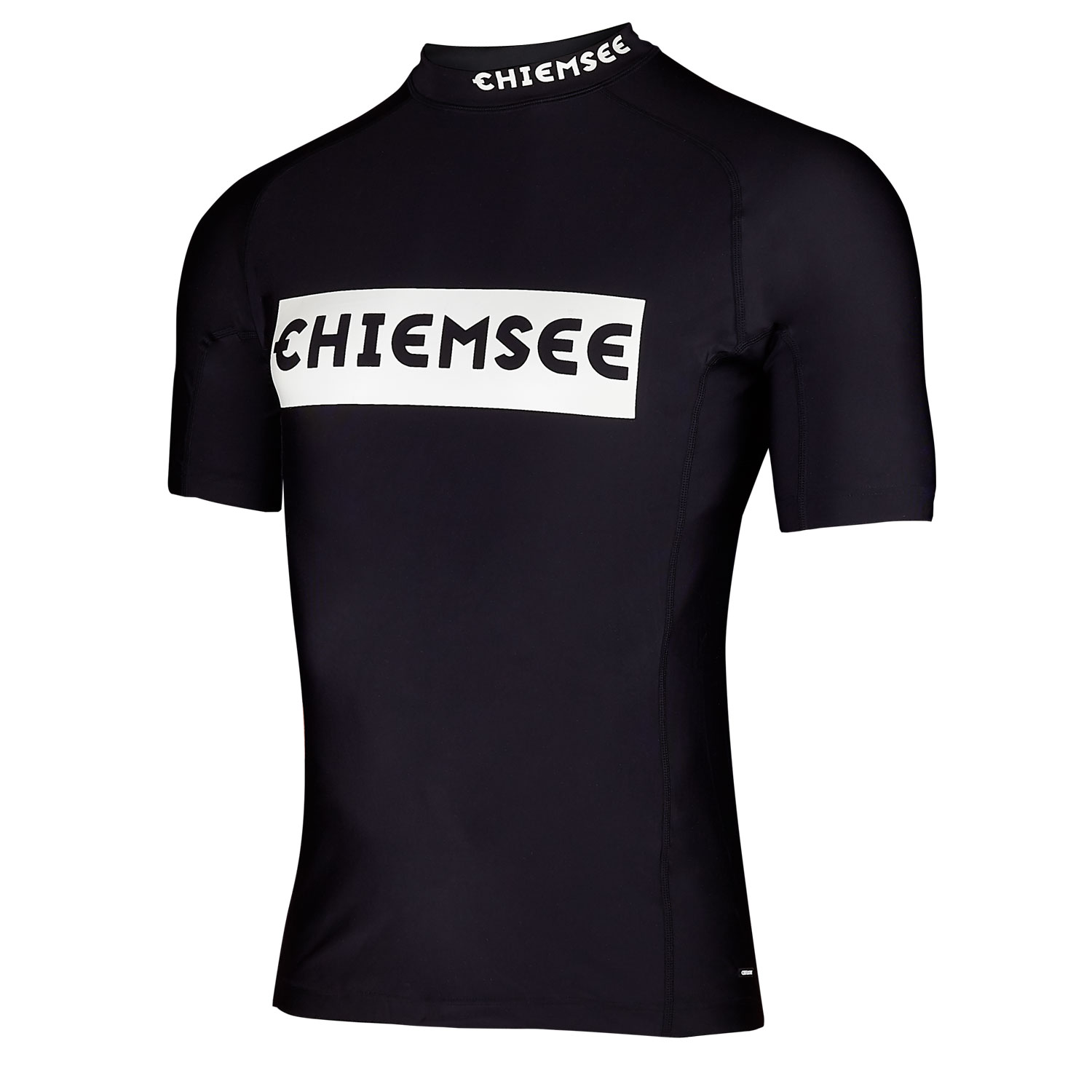 Chiemsee Surflycra Shirt Awesome Unisex schwarz – Bild 1