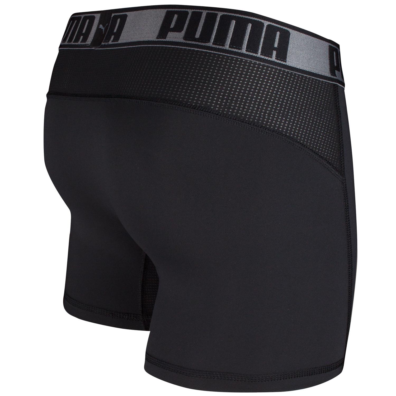 Puma Herren Active Boxershorts, 4 Stück, längeres Bein – Bild 18