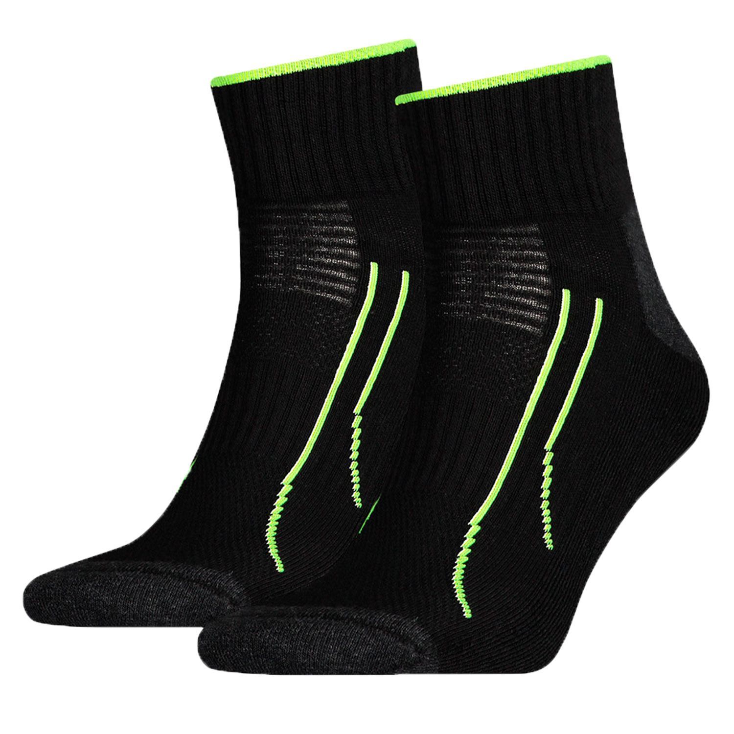Puma Performance Train Quarter 8 Paar, Kurzsocken 261008001 – Bild 2