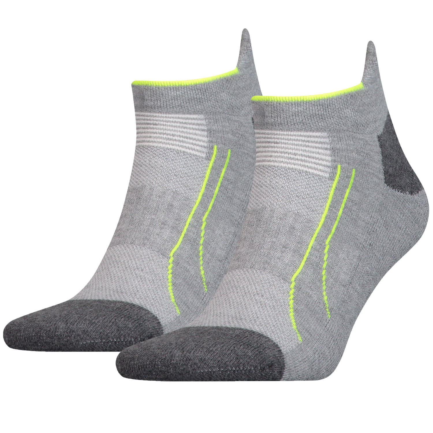 Puma Performance Train Sneaker 6 Paar Füßlinge  Sportsocken Allround Sports – Bild 4