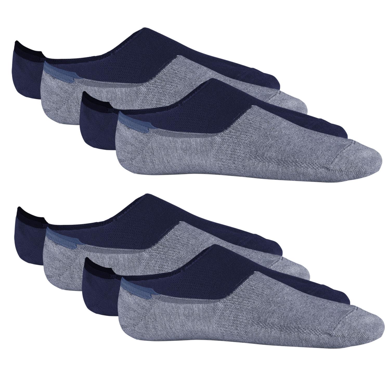 Levi's Füßlinge 8 Paar Low Rise Soft Cotton 943001001 verschiedene Farben – Bild 6