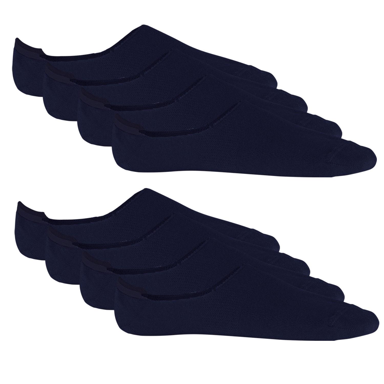Levi's Füßlinge 8 Paar Low Rise Soft Cotton 943001001 verschiedene Farben – Bild 8