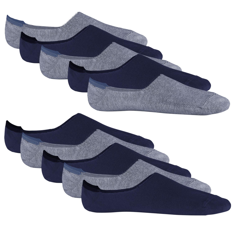 Levi's Füßlinge 10 Paar Low Rise Soft Cotton 943001001 verschiedene Farben – Bild 8