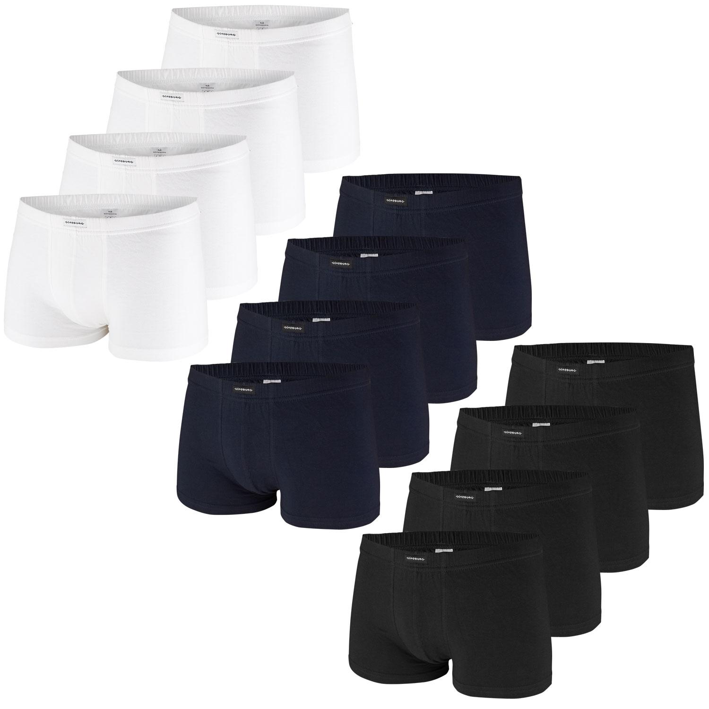 Götzburg 4er Pack Pants Boxershorts Unterhosen 746573 – Bild 1