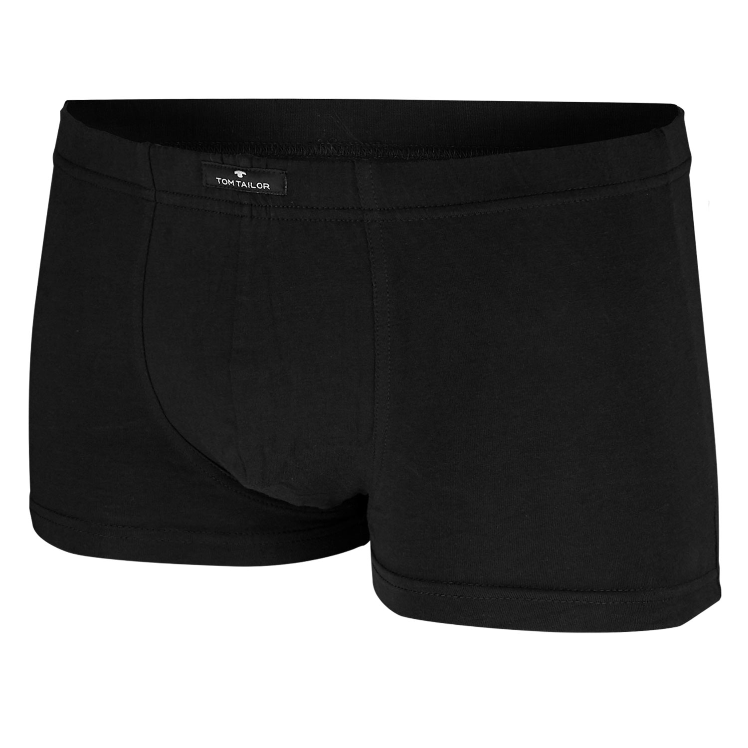 Tom Tailor Boxershorts 3er Pack Briefs Pants farbig schwarz – Bild 3