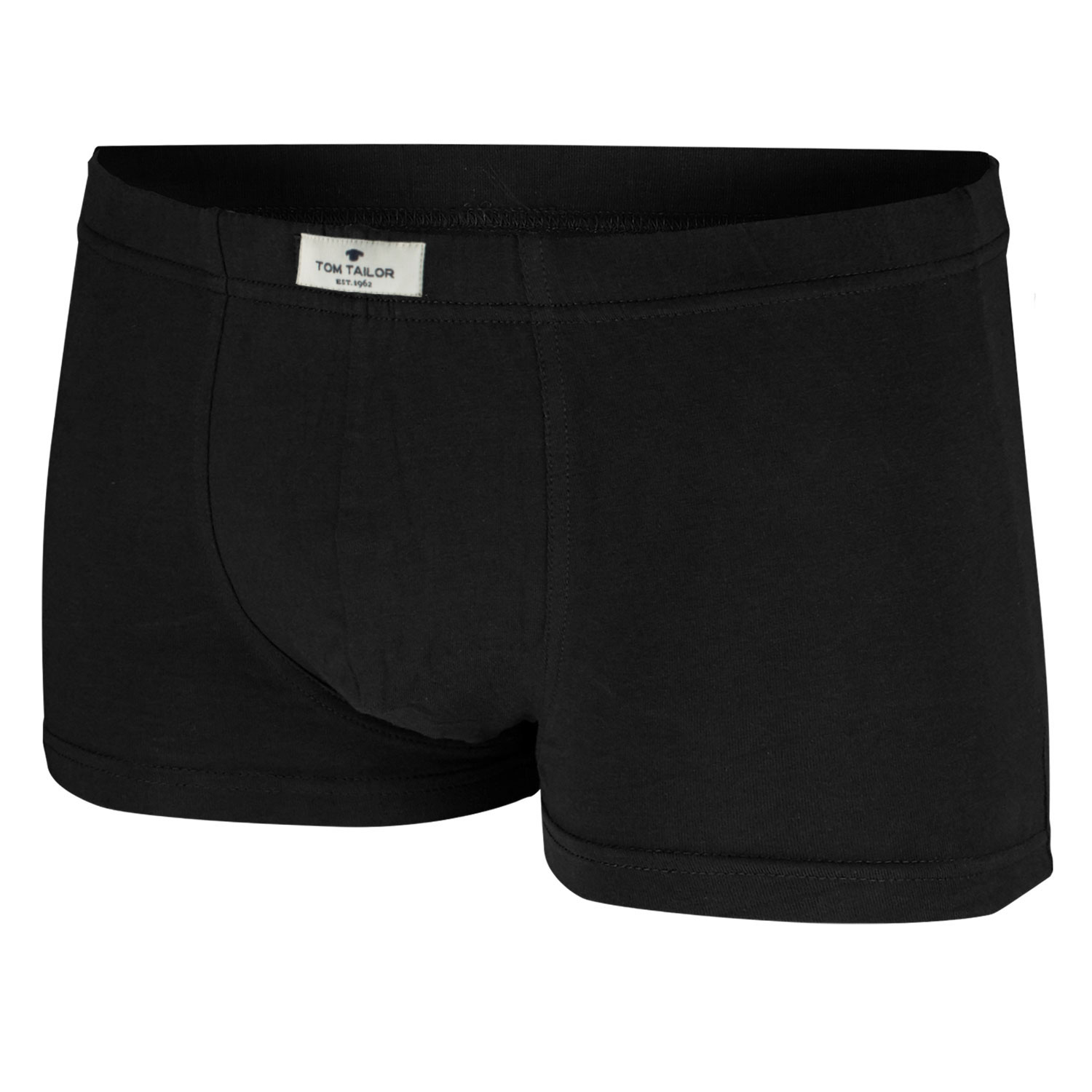 Tom Tailor Boxershorts 3er Pack Briefs Pants farbig schwarz – Bild 4