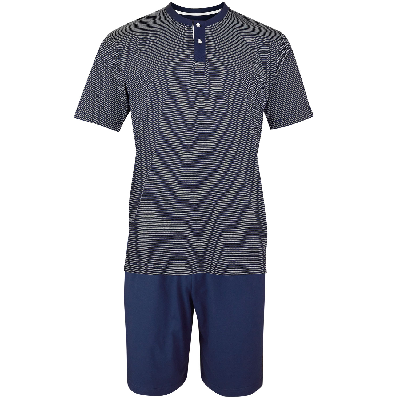 free shipping 98fff 53fad Tom Tailor Herren Schlafanzug kurz, Shorty, Pyjama 70907