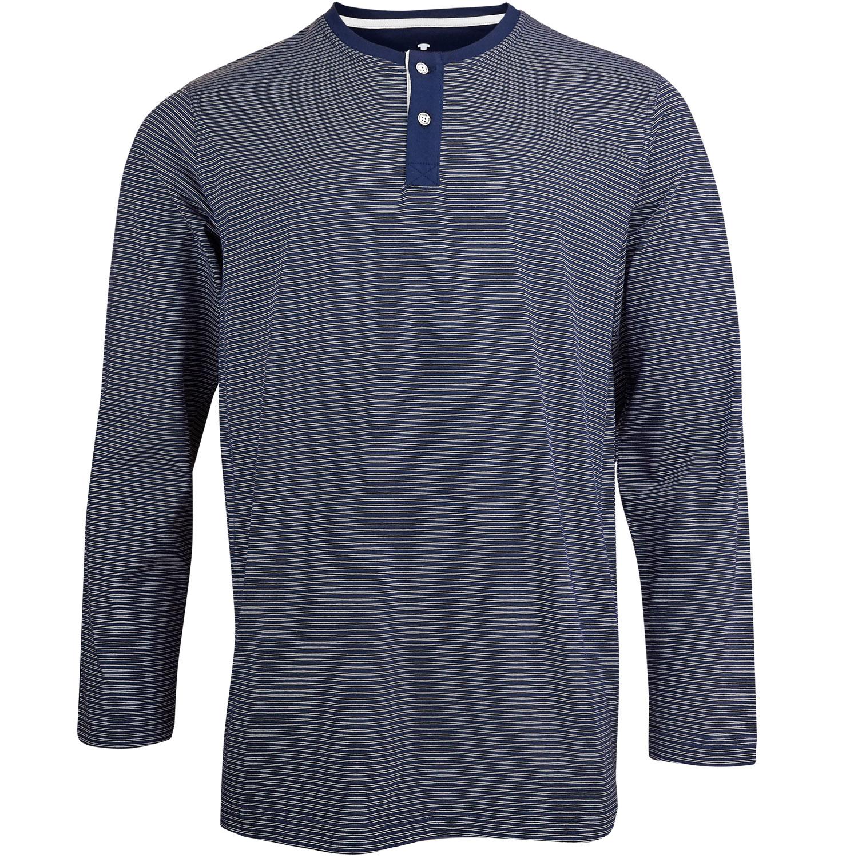 Tom Tailor Herren Schlafanzug lang, Pyjama 70999 – Bild 2