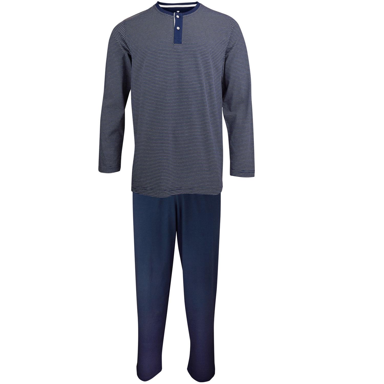 Tom Tailor Herren Schlafanzug lang, Pyjama 70999 – Bild 1