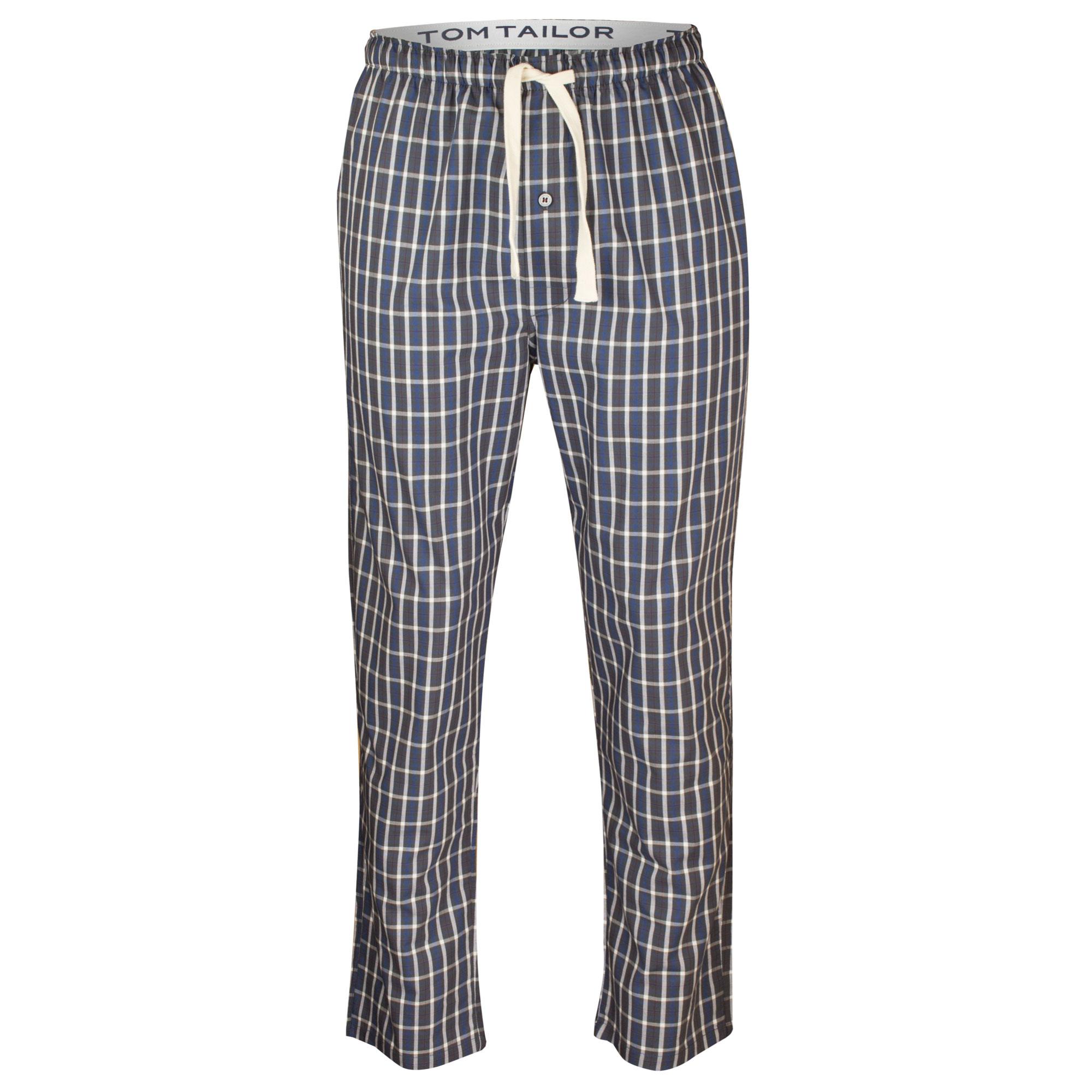 Tom Tailor Herren Pyjama Hose lang 71047, 71048 – Bild 2