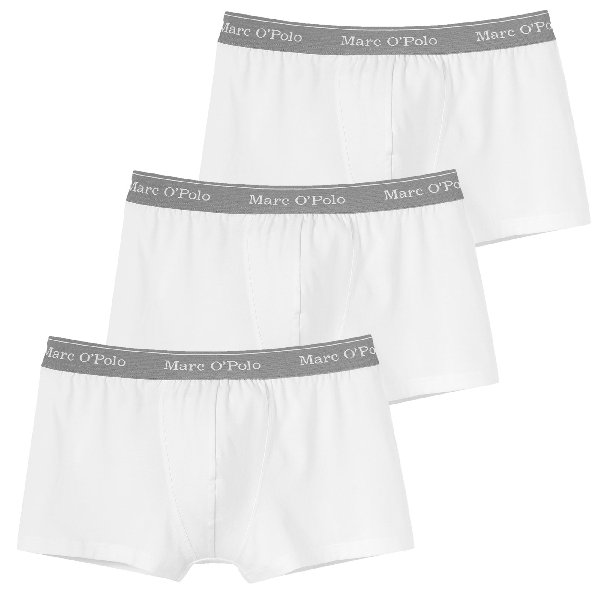 Marc O´Polo Herren Shorts, 3er Pack, 154629 – Bild 5