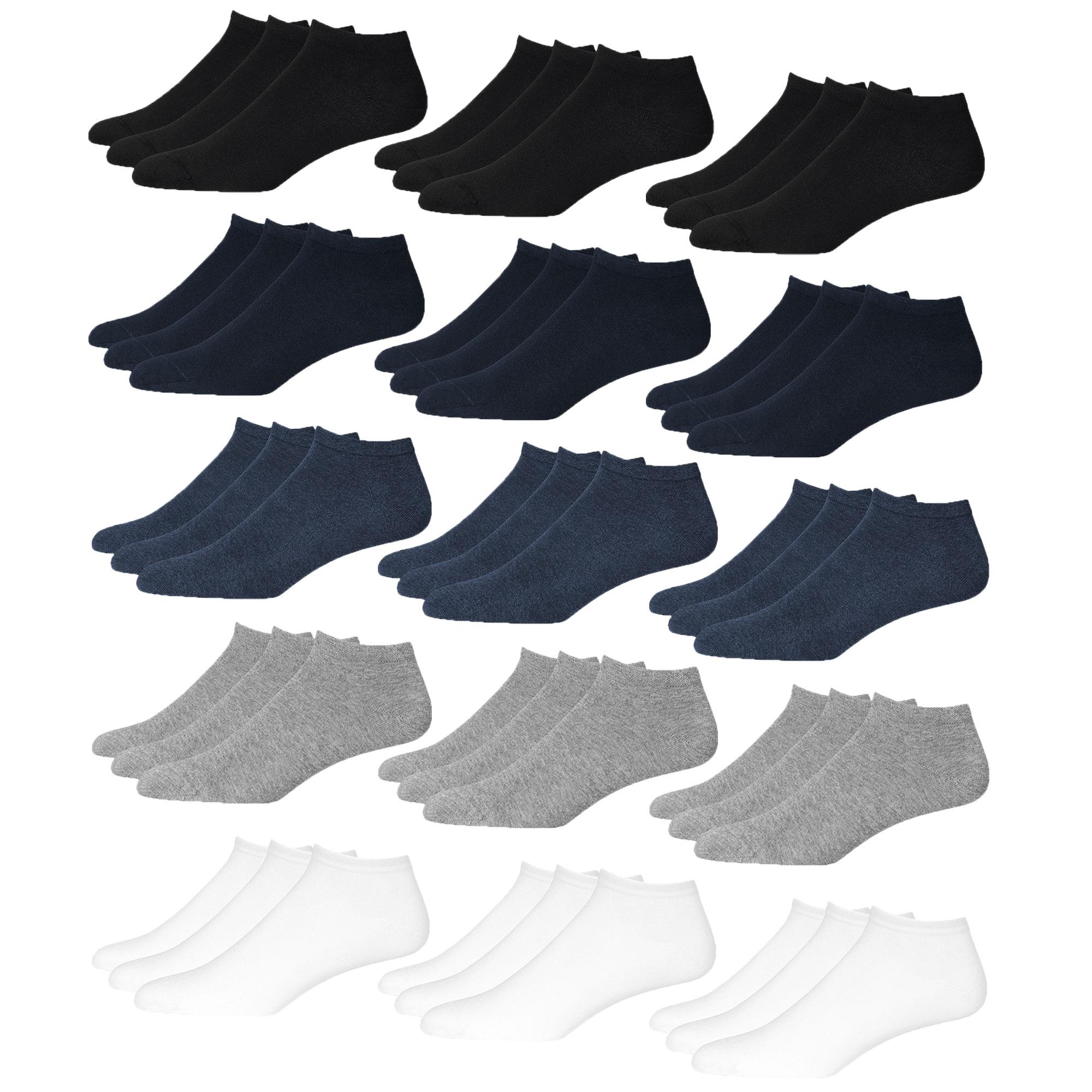 Marc O`Polo Sneaker Socken, 9 Paar – Bild 1
