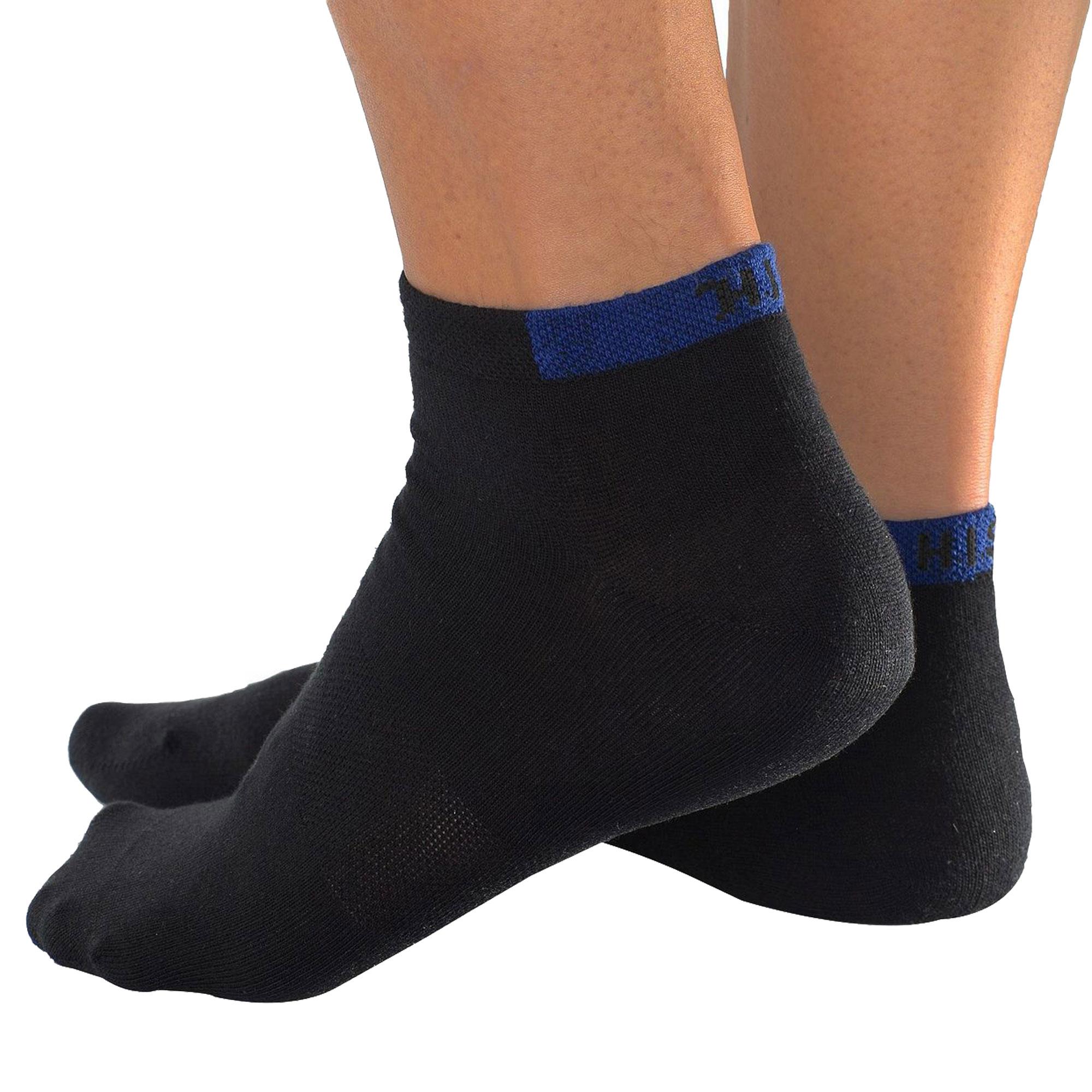 HIS Sneaker, Socken, Unisex, 10 Paar, verstärkte Belastungszonen – Bild 3