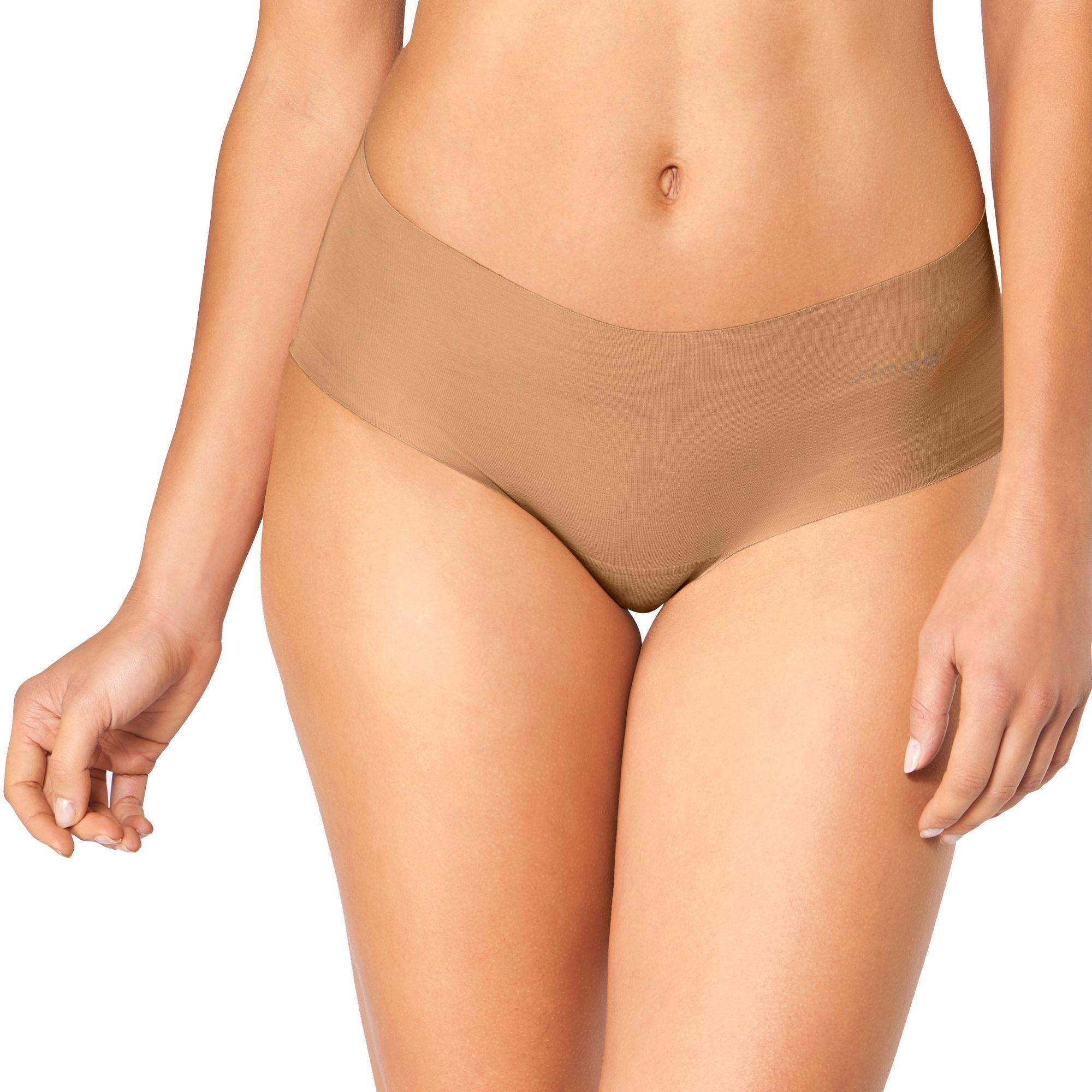 Sloggi Damen Shorts, Serie ZERO Cotton, 3 Stück  – Bild 8