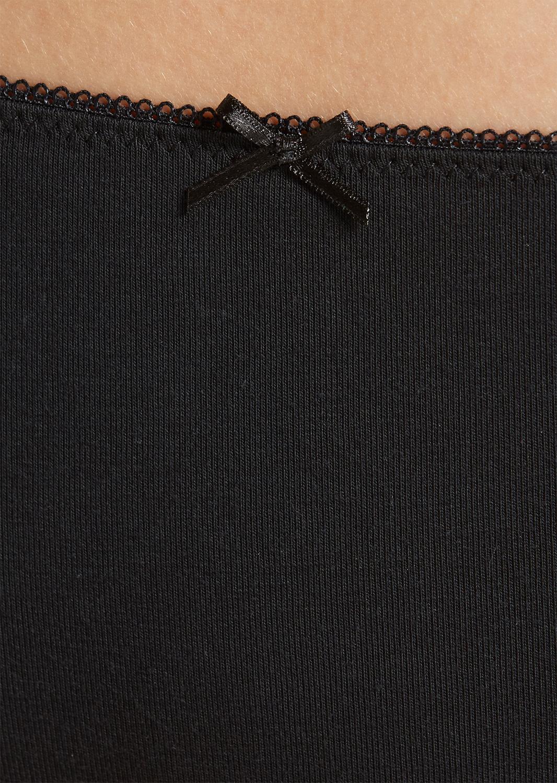 Marc O´Polo Damen Panty im 3er Pack – Bild 3
