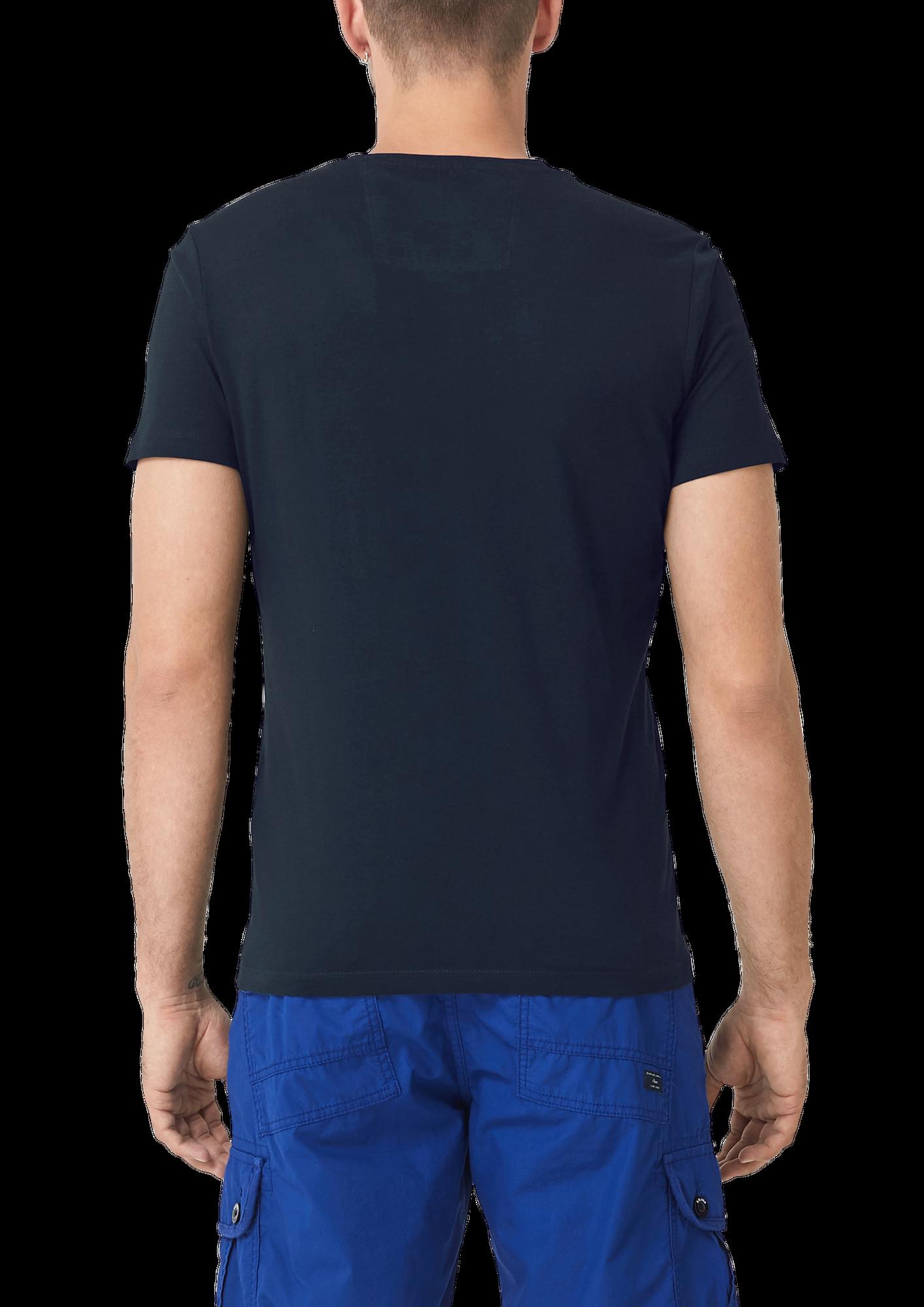 s.Oliver Herren T-Shirt, Rundhals Slim Fit, 2 Stück – Bild 14