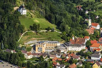 Heilmoorbad Schwanberg heute