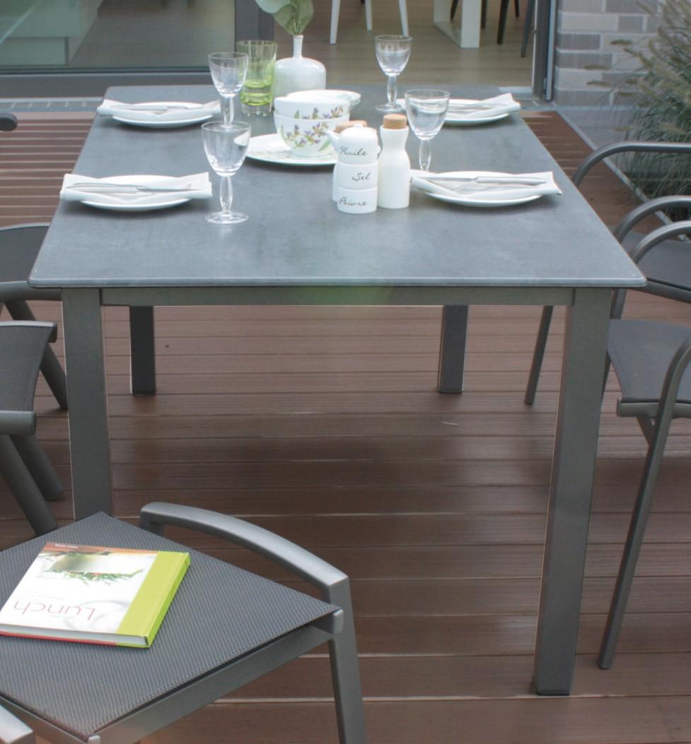Aluminium Garten Tisch Gelsenkirchen Gartentische: Gartentisch Lofttisch Aluminium Alu Garten Tisch