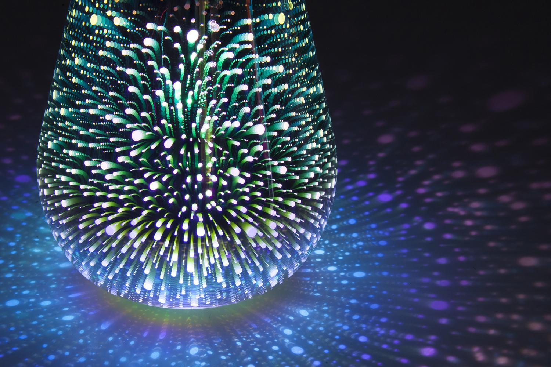Solar LED Leuchte Laterne Hängend Stehend Solar Garten