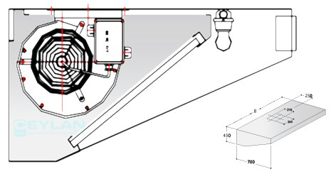 Wandhaube Motor 0724 – Bild 3