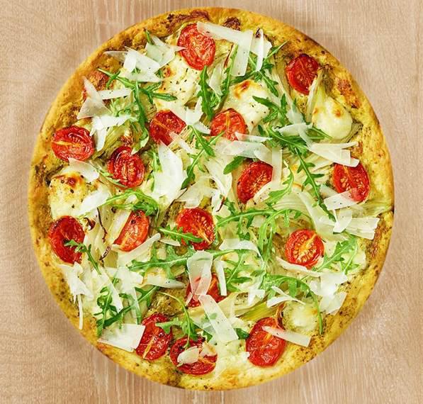 Pizzapresse - für 45 cm Pizzateig mit Rand Verkauf NRW abholpreis  – Bild 2