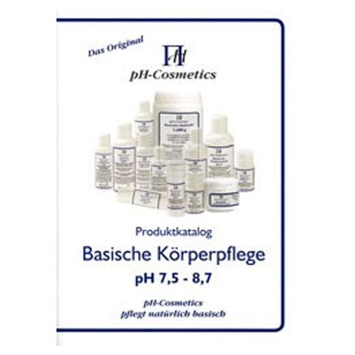 Produktkatalog pH-Cosmetics