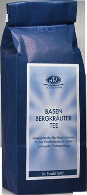 Dr. Töth Basen Bergkräuter Tee kbA 50 g