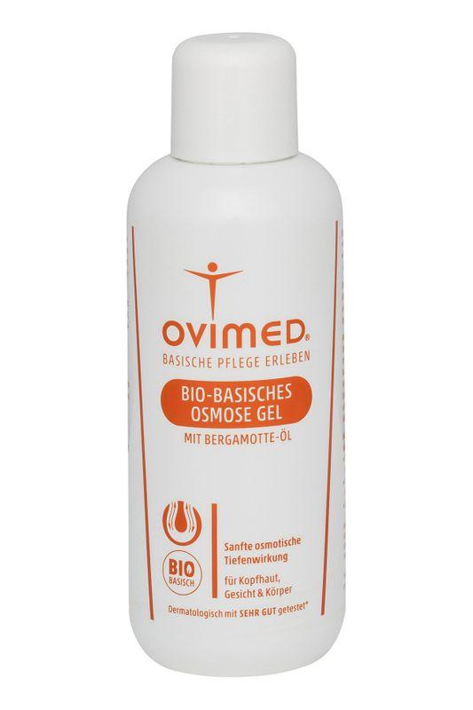 OVIMED Bio-basisches Osmosegel mit Bergamotte-Öl pH 7,5
