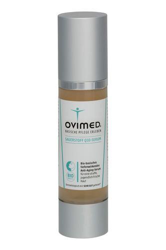 OVIMED Bio-basisches Sauerstoff Q10-Serum
