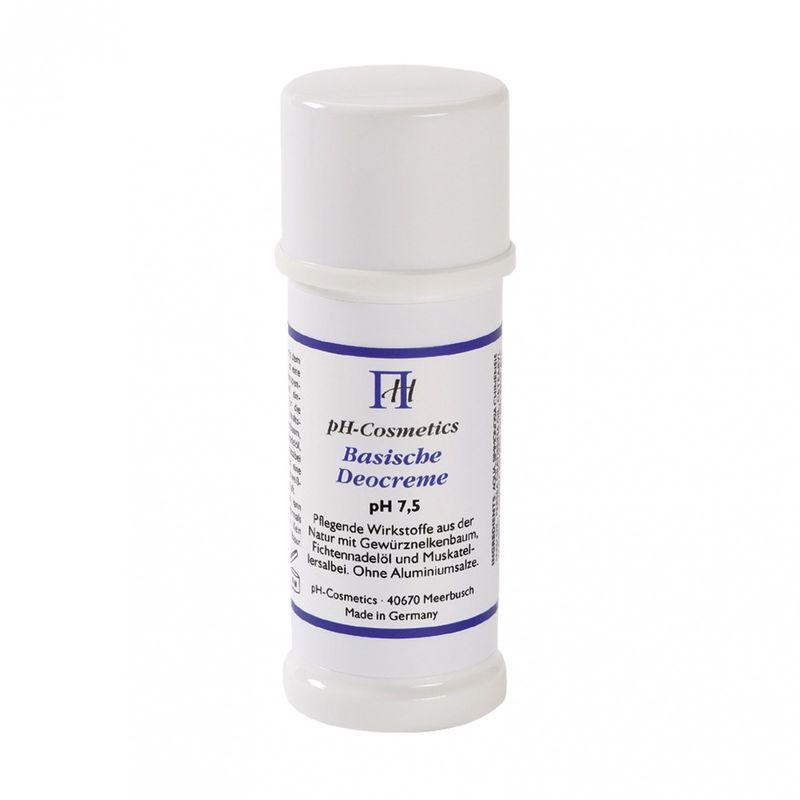 pH Cosmetics Basische Deocreme pH 7,7 - 40 ml