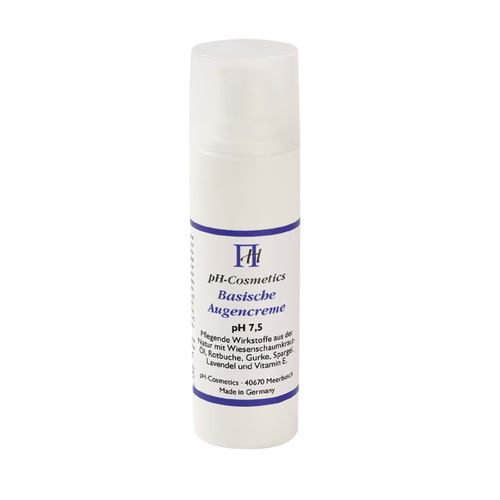 pH Cosmetics Basische Augencreme pH 7,5 - 30 ml