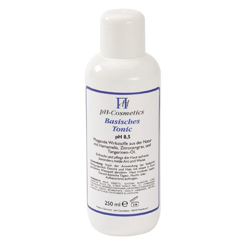 pH Cosmetics Basisches Tonic pH 8,5 - 250 ml