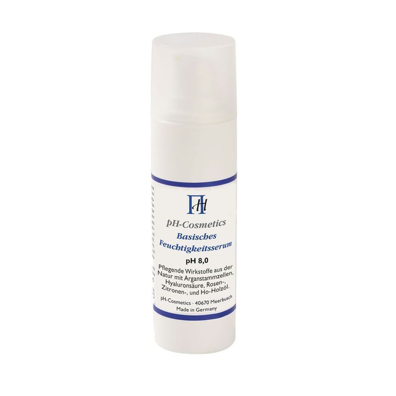 pH-Cosmetics Basisches Feuchtigkeits-Serum pH 8,0 - 30 ml