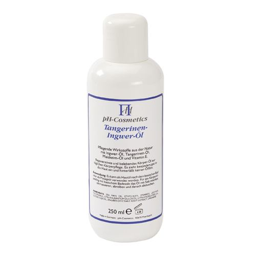 pH Cosmetics Tangerinen-Ingwer-Öl - 250 ml