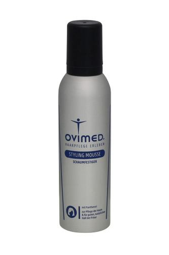 OVIMED Styling Mousse mit Provitamin B5 200 ml 001