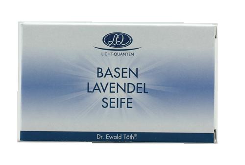 Dr. Töth Basen Lavendel Seife 100 g – Bild 1