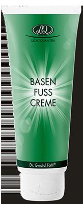 Dr. Ewald Töth Basen Fuss Creme 75 ml - NEU mit verbesserter Rezeptur und in der Tube
