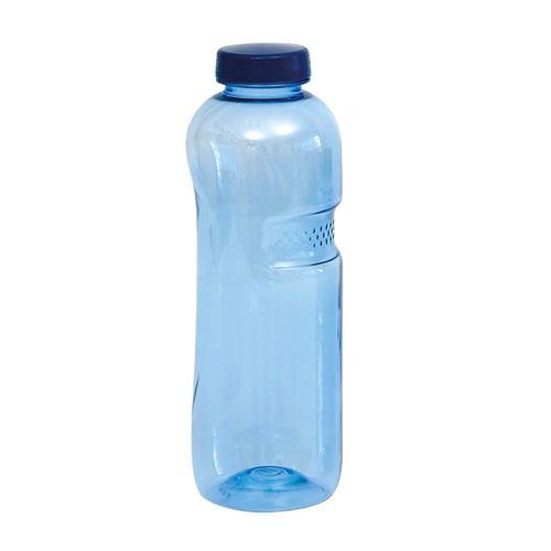 Trinkflasche aus Tritan 1 Liter mit Deckel (mit Lebensblume) 001