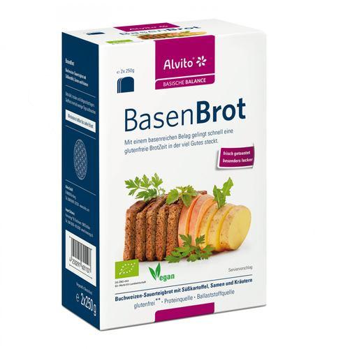 Alvito BasenBrot 2 x 250 g bio - Leider immer noch nicht lieferbar.