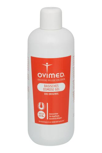 OVIMED Basisches Osmose Gel pH 8,5
