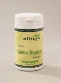 Gelée Royale Kapseln 60 Stck. / Allcura - Sommerpreis