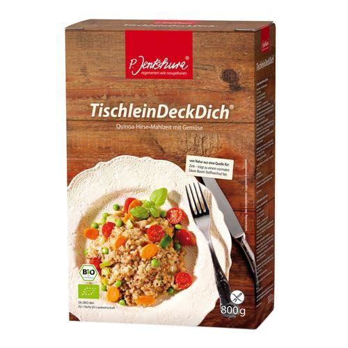 P. Jentschura TischleinDeckDich - bio