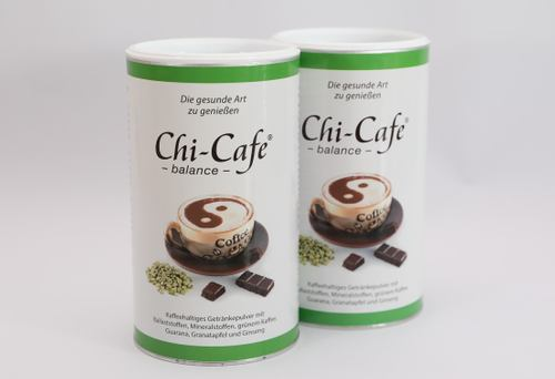 Dr. Jacob's Chi-Cafe balance 450 g im 2er Set (2 x 450 g)