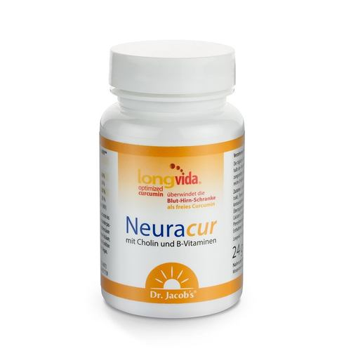 Dr. Jacob's Neuracur - 24 g (60 Kapseln à 400 mg)