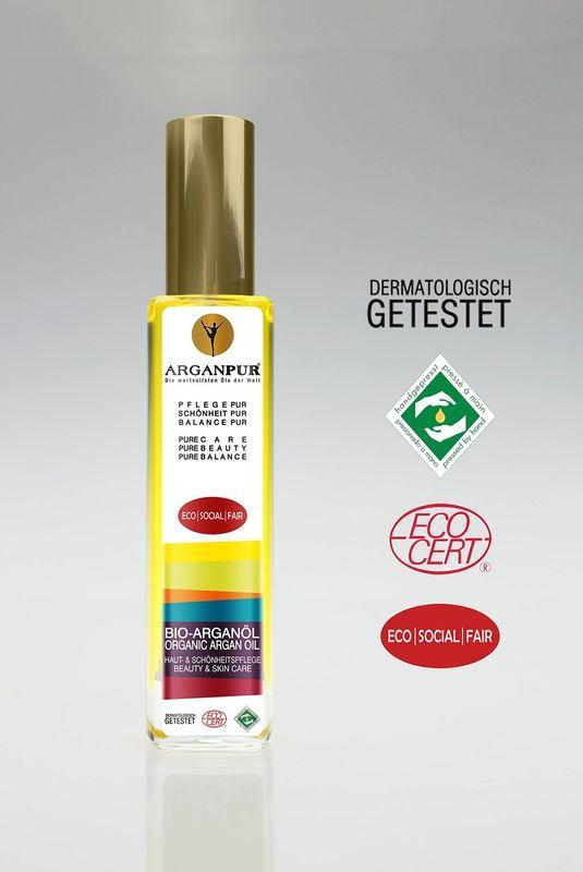ArganPur Bio-Pflegeöl 50 ml