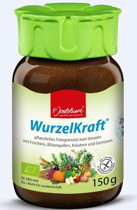 P. Jentschura WurzelKraft - bio - NEU