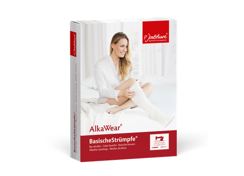 P. Jentschura AlkaWear Basische Strümpfe 001