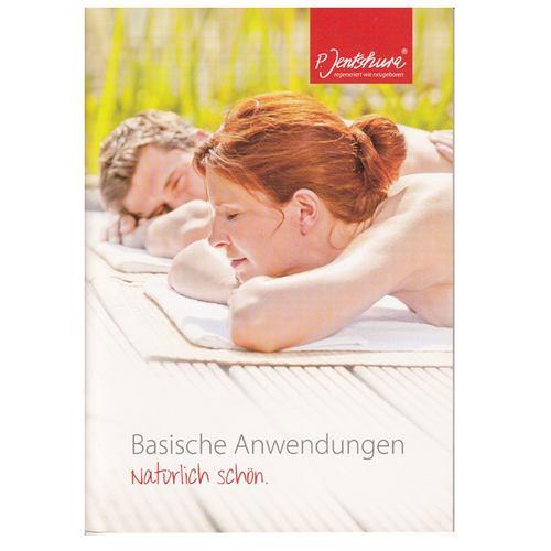 Basische Anwendungen - Broschüre P. Jentschura