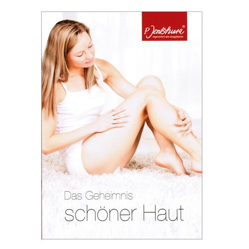 Das Geheimnis schöner Haut - Broschüre P. Jentschura